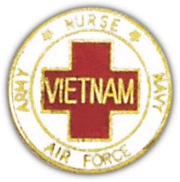Vietnam Nurses Small Pin