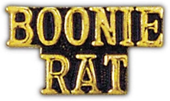 BOONIE RAT Small Pin