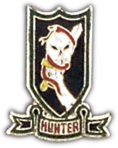 Hunter Small Pin