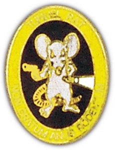 Tunnel Rat Small Pin