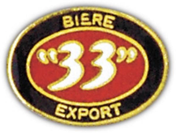 Biere Export Small Pin