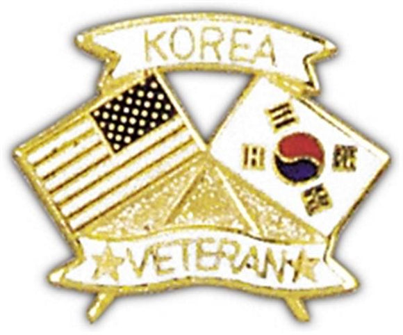 Korean Vet Small Pin