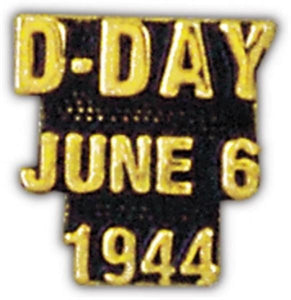 D-DAY Small Pin