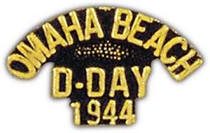 OMAHA BEACH Small Pin