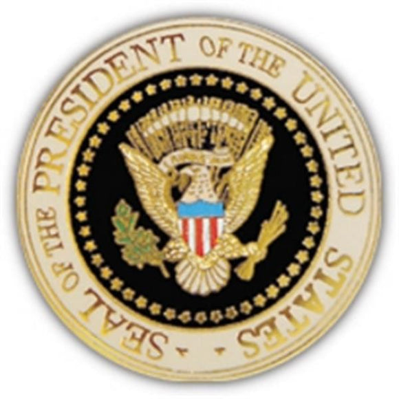 Seal of the President Small Pin