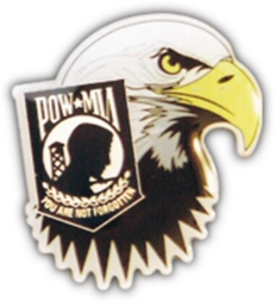 POW Eagle Small Pin