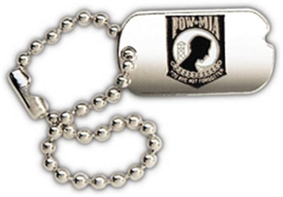 POW Dog Tag Small Pin