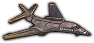 B-1 Bomber Small Pin