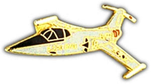 F-104 Star Fighter Small Pin