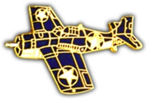 FM-1 Wildcat Small Pin