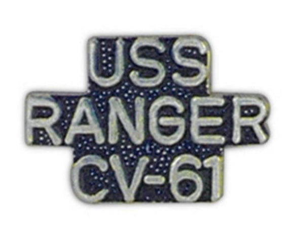 USS RANGER CV-61 Small Pin