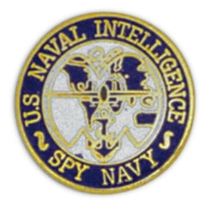 Naval Intel Small Pin