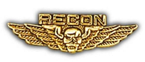 Recon Wing Small Hat Pin