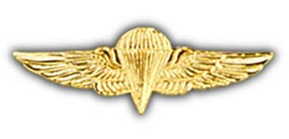 Marine Parachutist Small Hat Pin