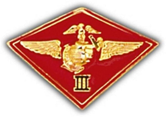 3rd MAW (Marine Air Wing) Small Hat Pin