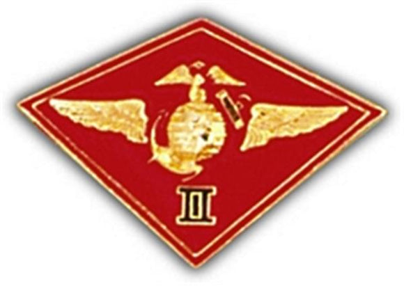 2nd MAW (Marine Air Wing) Small Hat Pin