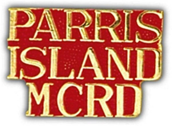 Parris Island Small Hat Pin
