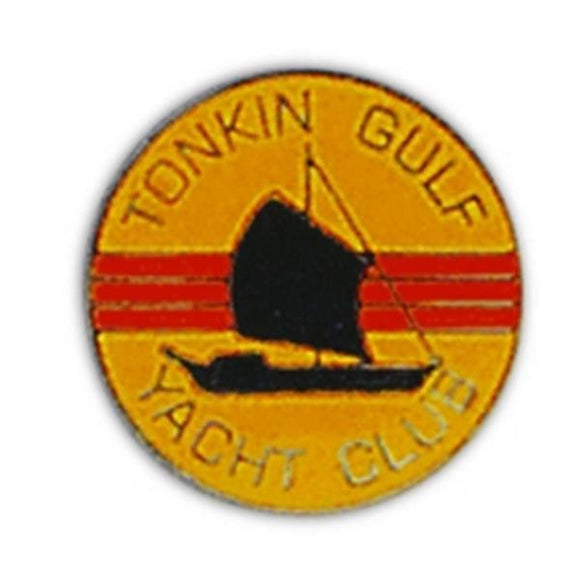 Tonkin Gulf Small Pin