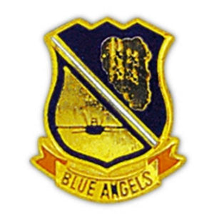Blue Angels Small Pin