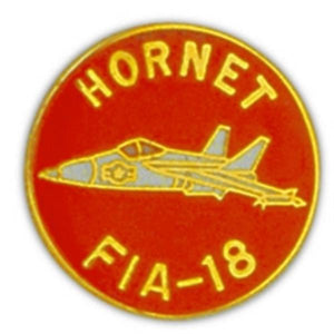 F18 Hornet Small Pin