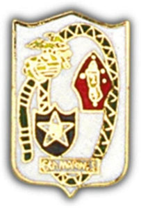 6th RGT Small Hat Pin