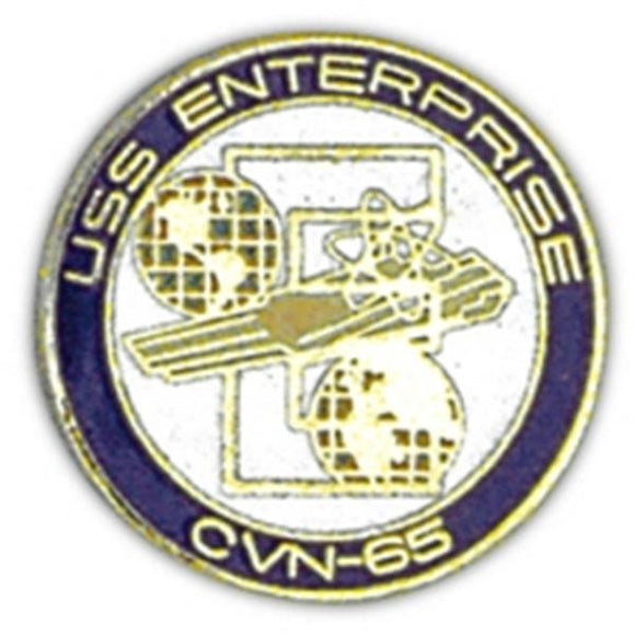 USS Enterprise Small Pin
