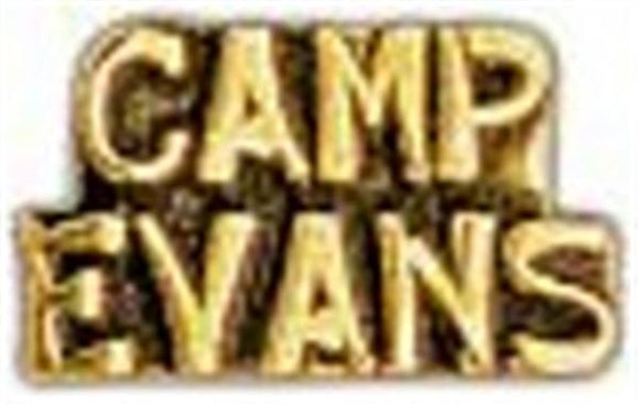 CAMP EVANS Small Pin