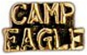 CAMP EAGLE Small Pin