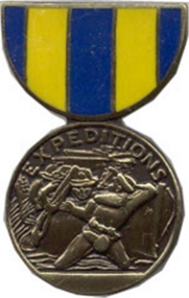 Naval Expeditionary Mini Medal Small Pin