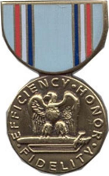Air Force Good Conduct Mini Medal Small Pin