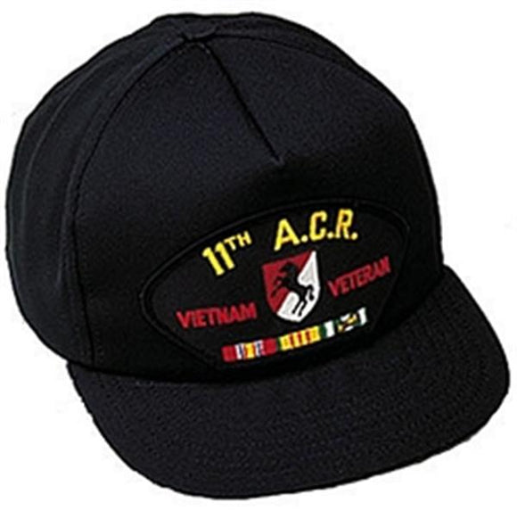 11th ACR (Armored Cavalry Regiment) Vietnam Vet Ball Cap