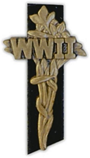 WWII Cross Large Pin