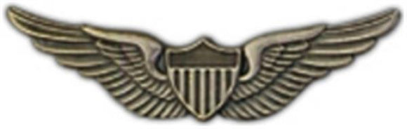 Army Pilot Large Pin