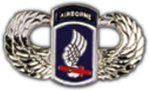 173rd Airborne Large Pin
