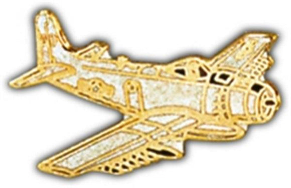 AD-6 Sky Raider Small Pin