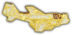 A-6 Intruder Small Pin
