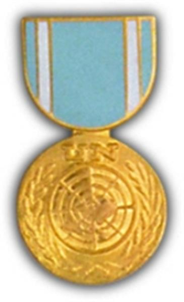 United Nations Observer Mini Medal Small Pin