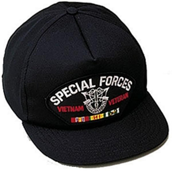 Special Forces Vietnam Veteran Ball Cap