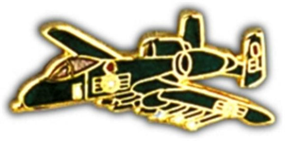 A-10 Colored Small Pin