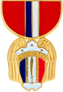 Philippine Liberation Mini Medal Small Pin