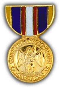 Philippine Independence Mini Medal Small Pin