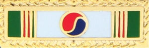 Korea Presidential Unit Citation Ribbon Small Pin