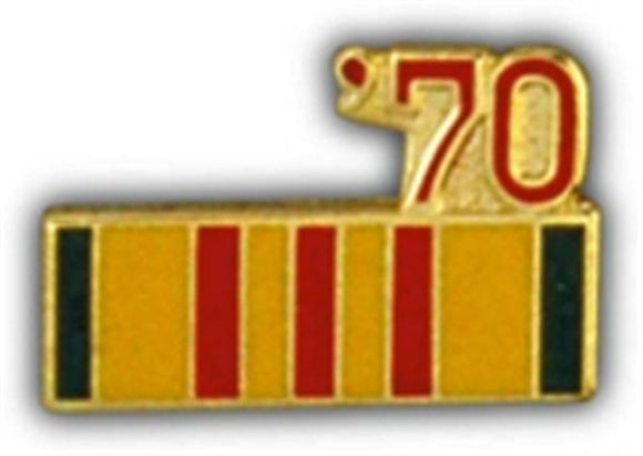 70 Vietnam Ribbon Small Pin