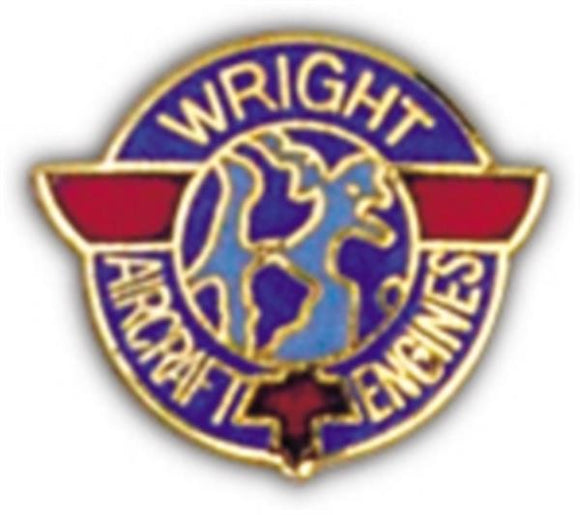 Wright Small Pin
