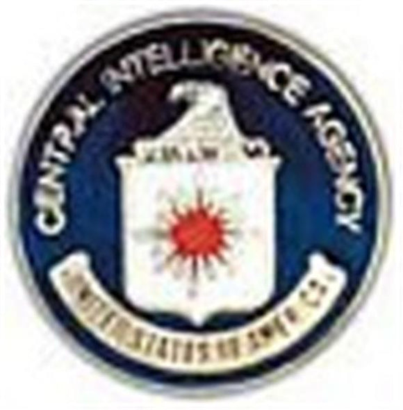CIA Small Pin