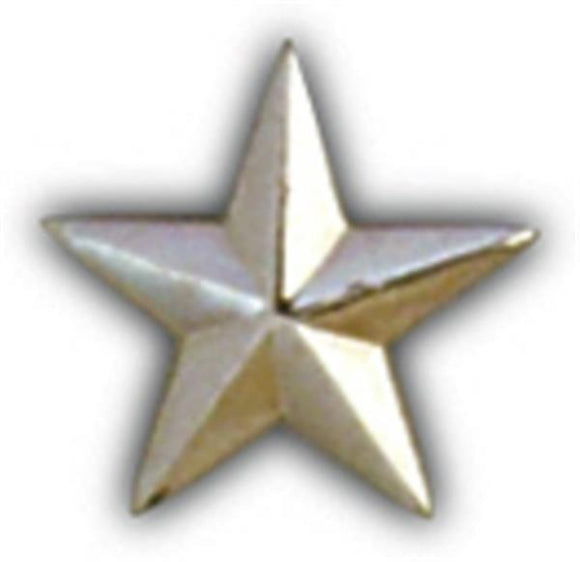 1 Star General Small Pin