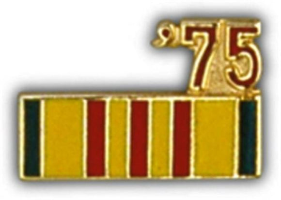 75 Vietnam Ribbon Small Pin
