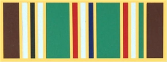 Europe Africa Middle East Ribbon Small Pin