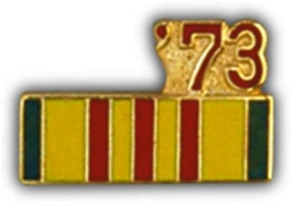 73 Vietnam Ribbon Small Pin