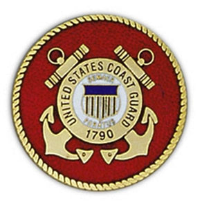US Coast Guard Large Pin